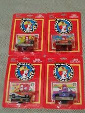 Lot of 4 Racing Champions McDonald's 1994 1:64 Cars Ronald Grimace IOP