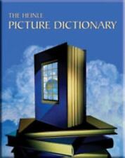 The Heinle Picture Dictionary (Monolingual English Edition) by Jann Huizenga