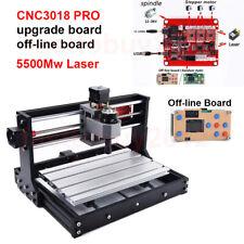 5500MW Laser Engraving Machine Offline Control Mini Desktop Logo Cutter Printer