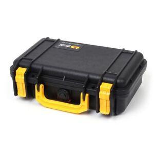 Pelican 1170 Black & Yellow case with foam.