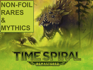 MTG Time Spiral Remastered Non-Foil Rares and Mythics NEW Choose Your Card(s)