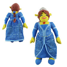 "Disney Shrek The Third Princess Fiona 12"" / 30cm Plush Soft Doll Toy"