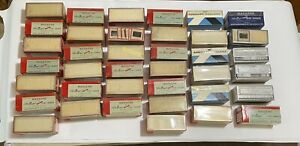 """Vintage Lot of 38 Airequipt  Magazines for Slide Changer  2"""" x2"""" Slide Trays"""