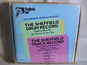 The SHEFFIELD Track/ Drum Record- SHEFFIELD LAB- WIE NEU- lesen!
