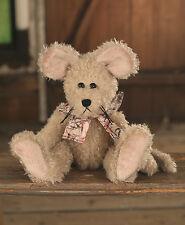 Settler Bears 'Reggie' Handmade Mouse Teddy Bear Gift 25cms BRAND NEW