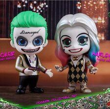 Harley Quinn Joker Suicide Squad Cosbaby Dress Suit Cute Figures Figurine Toy #B