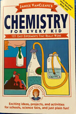 Janice Vancleave's: Chemistry For Every Kid