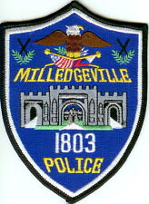 Milledgeville Police Police patch Georgia GA  NEW !
