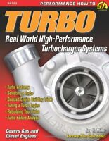 Turbo: Real World High-Performance Turbocharger Systems (S-A Design) by Mille…