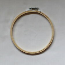 Wooden Embroidery Hoop Size 6 Inches (150mm) with screw fixing