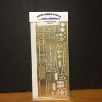 White Ensign Models # 7203 1/72 Type VIIc U-Boat Photo Etched Detail Sets