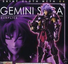 New Bandai Saint Seiya Saint Cloth Myth Ex Gemini Saga Dark Cloth Painted