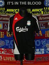 4/5 Liverpool adults L training football shirt jersey trikot soccer