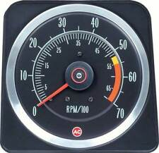 69 Camaro 1969 Z28 Tach 55 X 7 Dash Tachometer New OER