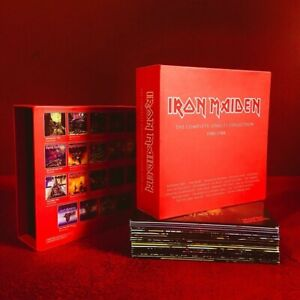 """RARE BOX BMG 2014 Singles 7"""" Reissues Collection 80-88 (RECORDS NOT INCLUDED)"""