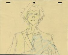 SAMURAI CHAMPLOO anime Original  Rough Genga sketch set 03