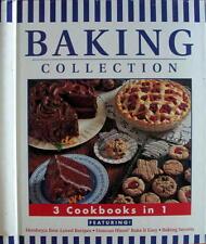 BAKING COLLECTION: 3 Cookbooks in 1 HERSHEYS, DUNCAN HEINS & Baking Secrets
