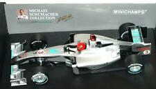 Michael Schumacher 2010 #3 MercedesGPPetronas MGP W01 F1 NEW 1/18 by Minichamps
