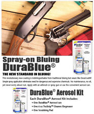 DuraBlue Aerosol Kit by DuraCoat - Polished Blue/Black