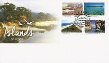 2015 Australia - Islands of Australia Fdc - Beauty Point Tas 7270 Pmk