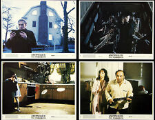 """1982 Amityville II: The Possession Lobby Card (14""""x11"""") Burt Young  Lot of 8"""