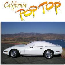 Corvette C4 Coupe PopTop Sun Shade, Interior, Car Cover