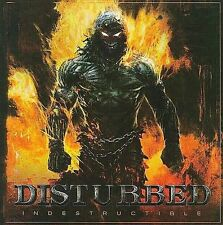 Indestructible [PA] by Disturbed (Nu-Metal) (CD, Mar-2008, Reprise)
