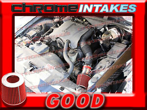 RED 96-02 FORD CROWN VICTORIA/LINCOLN TOWN CAR/GRAND MARQUIS 4.6L V8 AIR INTAKE