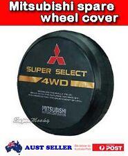 Spare Wheel Tyre Cover Mitsubishi Pajero AUST Retailer Super Fast Delivery