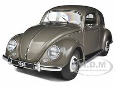 1955 VOLKSWAGEN BEETLE KAFER LIMOUSINE POLARIS SILVER 1/18 BY AUTOART 79777