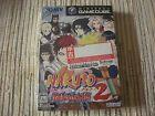 GAMECUBE GAME CUBE NINTENDO NARUTO GEKITOU 2 NTSC JAPAN NUEVO Y PRECINTADO