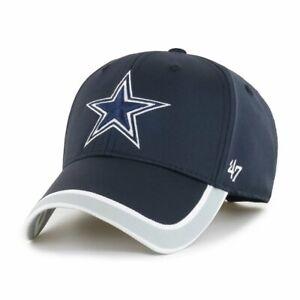 Dallas Cowboys NFL '47 MVP Adjustable Cap Hat Football Men's Strapback Navy Blue