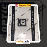 2020 Panini Donruss Optic NFL Fat Pack Box - 12 Packs Of 12 Cards