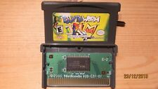 Earthworm Jim for Nintendo Gameboy Advance. Cart Only. Genuine
