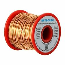 Enameled Copper Wire Magnet Winding Wires 1 Spool Coil Natural Temperature 16AWG