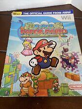 Official Nintendo Super Paper Mario Player's Guide Nintendo Wii (Nintendo Power)