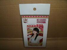 New AKB48 idol Minami Minegishi IC card Sticker kawaii F/S Official goods japan