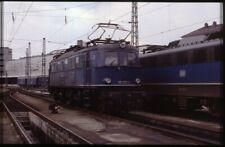 35mm slide+© DB Deutsche Bundesbahn 118 050-4 Passau West-Germany 1982 original