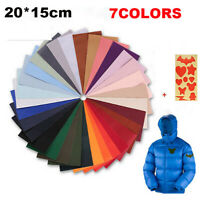 1PCS Self-Adhesive Patches Badge Clothing Sticker for Down Jacket Tent Sofa Bag