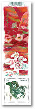 """Canada - """"CHINESE ZODIAC ~ YEAR OF THE RAM"""" MNH Embossed MS 2015 !"""
