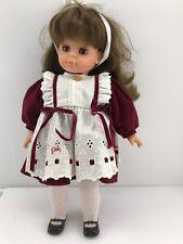 Vtg German Gotz Eve Doll 18� numbered signed stamped 138/144 Rare! West Germany
