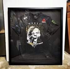 Jon Jones Fight Worn Walkout Shirt Auto Alexander Gustafsson UFC COA 1/1