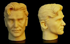 1/6 SCALE CUSTOM VIC MORROW SGT. CHIP SAUNDERS COMBAT FIGURE ACTION HEAD