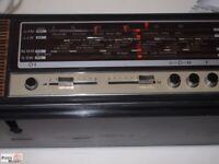Siemens Radio  Klangmeister RG 412 - Vintage - Broadcast Receiver (1975)