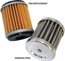 Stainless Steel Oil Filter Pro Filter OFS-5004-00 For KTM 250 SXF XC 450
