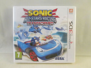 Nintendo 3DS - Sonic & All Stars Racing Transformed NEW SEALED