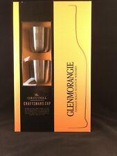 Glenmorangie Original 10 Yr Empty with  2 craftsman's cup stainless steel