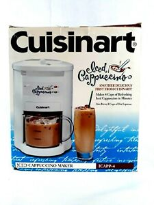 Cuisinart 4-Cup or 8-Cup Jot Espresso Iced Cappuccino Maker