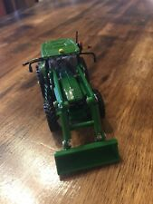 1/64 Custom John Deere 6210R Loader Tractor Farm Toy