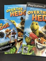 Over the Hedge PS2 PlayStation 2 Game - CIB Cleaned & Tested